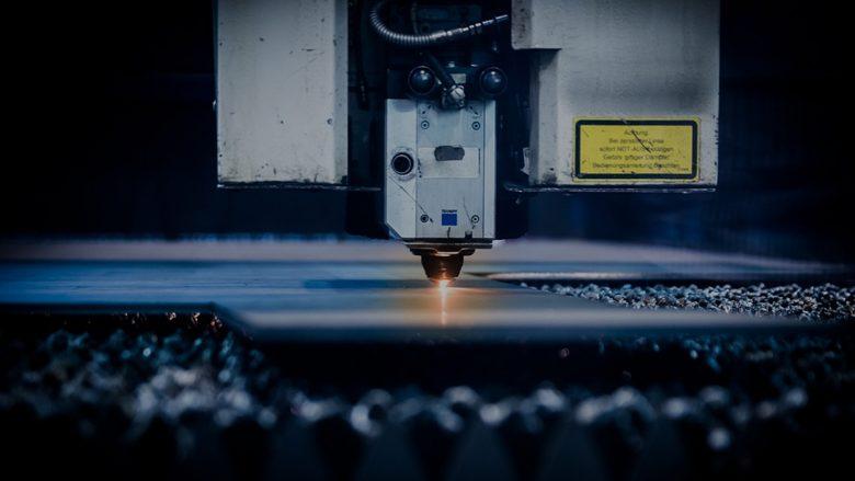 mesin laser cutting